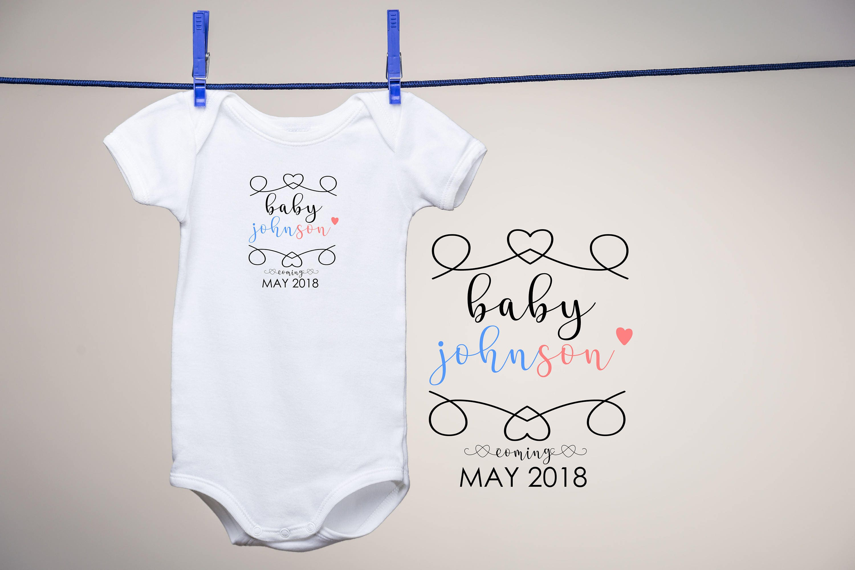 Baby Boys Clothing Boys Clothing Clothing – Coming Soon Baby Announcements