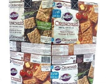 Tote Bag Upcycling Sultana-savory-céréales