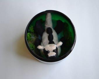 Lake Erie Cow Monster