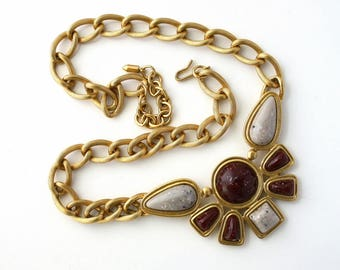 AVON Desert Sands Necklace 1990s
