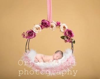newborn photo outfit, digital newborn background newborn prop,newborn digital backdrop, Digital download, newborn bed, newborn wood bed