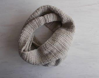 circle scarf one color