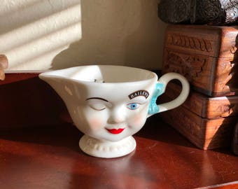 Vintage Baileys coffee cup Limited Edition