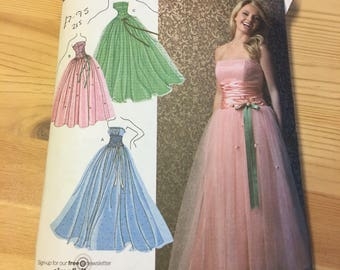 Vintage Jessica McLintock for Simplicity SewingPattern
