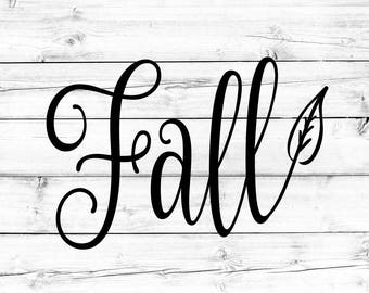 Fall Svg - Png, Svg, Happy Fall Svg, It's Fall Y'all Svg, Leaf Svg, Svg Files, Cricut Svg, Svg Files for Cricut