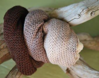 Hand Dyed Sock Yarn Blank - Soft Kitty
