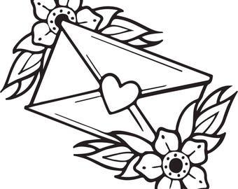 Love Envelope Vinyl