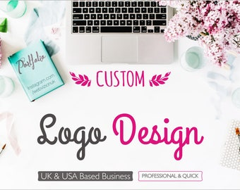 Ooak Logo, Logo Design, Custom Logo Design, Logo Design Service, Logo Service, Business Logo, Professional Logo, Unique Logo, 3 Concepts