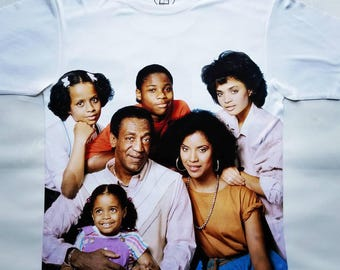 The Cosby Show sublimation T shirt