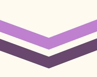 Queer Pride Chevron Patch
