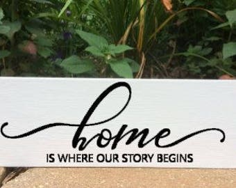 Family is Everything Custom Wood Sign