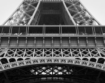 Eiffel Tower Print/ Paris Photography/ France/ Design/ Landmark/ Eleventh Planet Art/ Travel Photography/ Framed Print/ Home Decor/Wall Art
