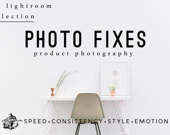 Product Photography Lightroom Presets for Modern Photography and Product Photography Photo Editing