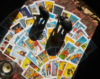Best Tarot Reading - Ask the Cards for Guidance and Psychic Advice in love, career, friendship,  family, whatever!