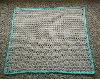 Pet Blanket, Pet Mat, made with T-shirt yarn