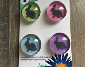 Bunny Magnets