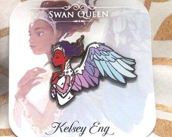 Swan Queen Pin