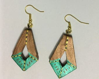 Beautiful Terracotta Earrings