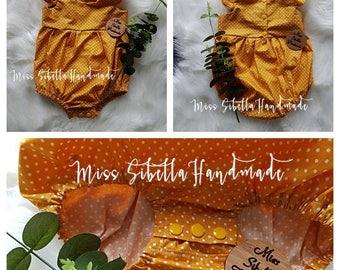 Mustard Dress or playsuit