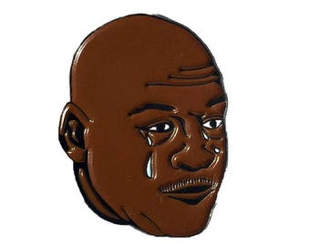 Michael Jordan Meme Pin