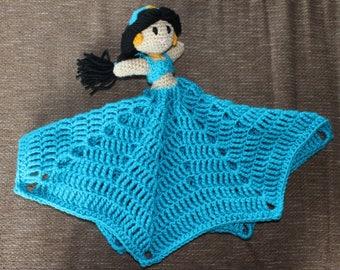 Crochet Jasmine Blanket