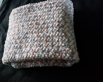 Baby blanket for baby boy
