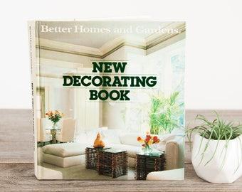 home decor book better homes and gardens decorating book retro home decor