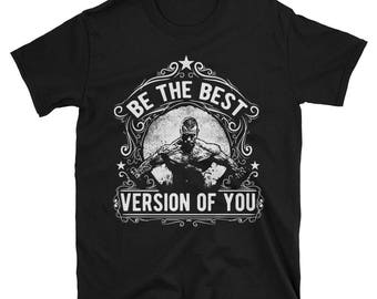Be the Best Men - Short-Sleeve Unisex T-Shirt