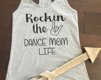 Rockin the dance mom life.