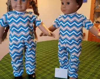American Girl Doll Pajama (SKU M120)