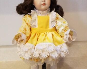 """12"""" Handmade Porcelain Doll- """"Helen"""""""
