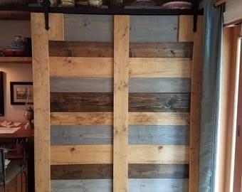 Sliding Interior Barn Door