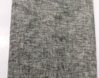 Himalayan Yak Wool Shawl - Light Grey Color