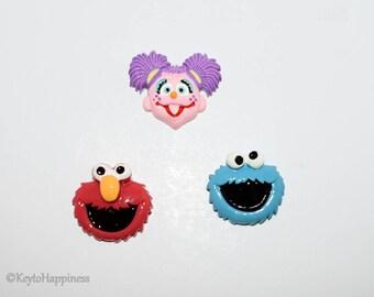 Sesame Street Resin R431
