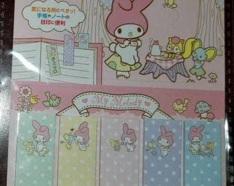 My Melody Sticky Notes Kawaii