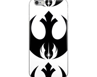 Rebellion iPhone Case
