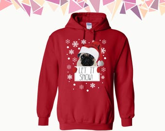 Pug sweater | Etsy