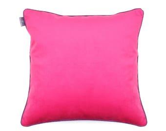 We Love Beds Purple Pillow Case