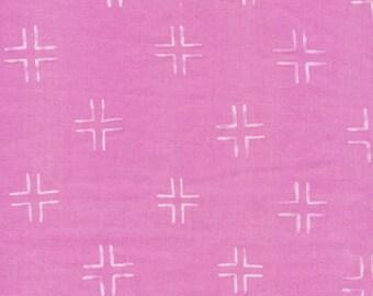 Fabric-Quilting Cotton-Trellis in Purple - Cloud9 Fabrics