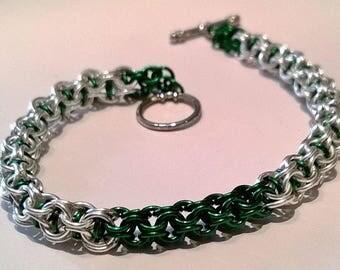 Captive Inverted Round Bracelet