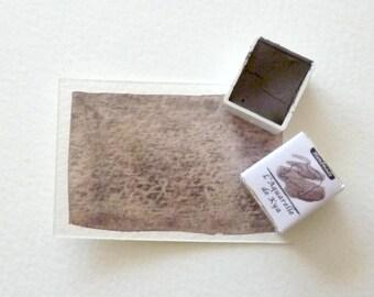 Purple hematite watercolor made hand _Handmade_ 1/2 cup
