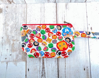Marvel Babies Travel Pouch