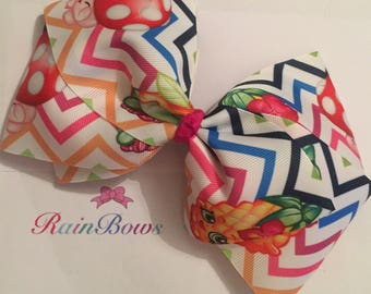 Large Shopkins Boutique Bow