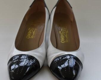 Ferragamo vintage shoes