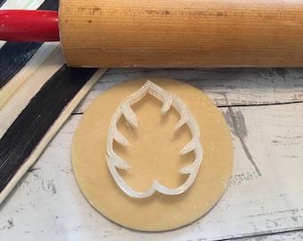Palm Leaf Cookie Cutter