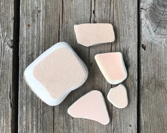 Pale Pink SEA POTTERY Collection