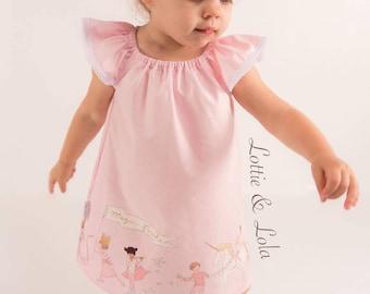Magical Unicorn Dress, Handmade Dress, Girls Dress, Party Dress