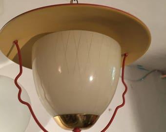 Chandelier lamp 50erhanging lamp pendant lamp 50's