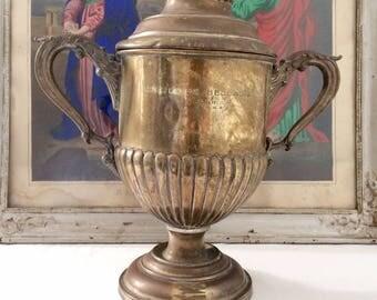 Cut/urn Academy of fine arts Madrid 1948