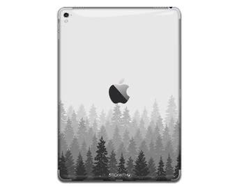Nature mountain iPad Skin Sticker forest iPad Case lake iPad Decal iPad Cover landscape iPad Sticker iPad Air iPad Pro 9.7 12.9 IPA148